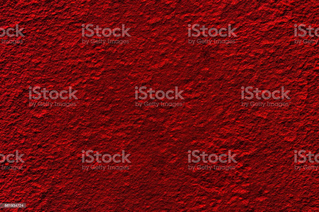Red wall illustration background stock photo