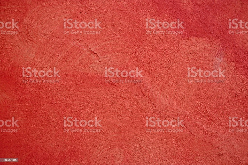Red wall royalty free stockfoto