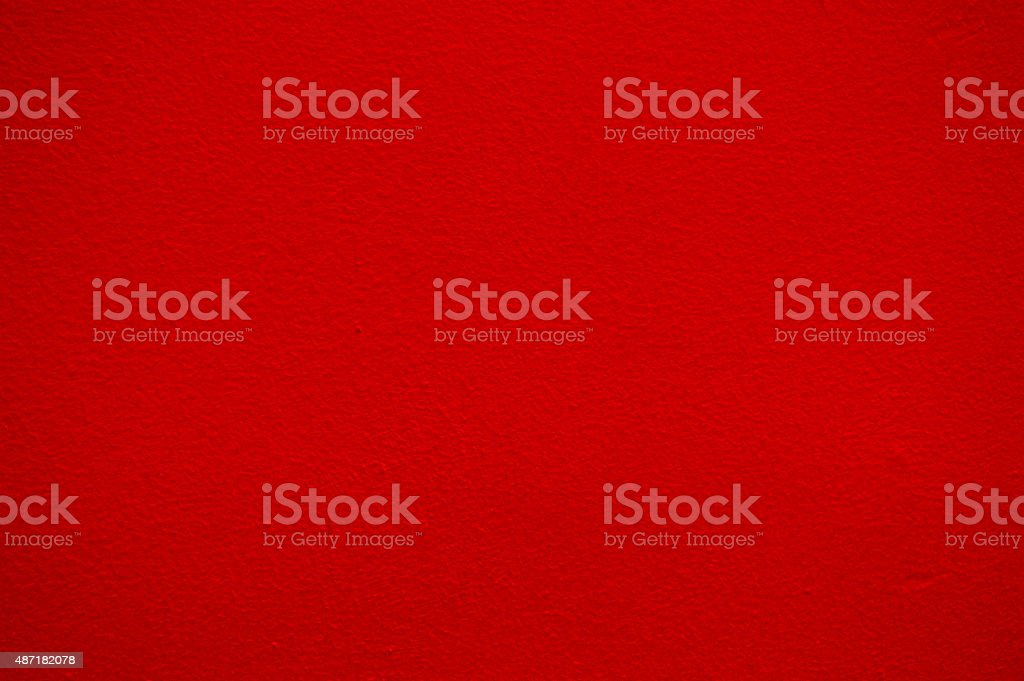 Red Wall Texture Background Pattern stock photo