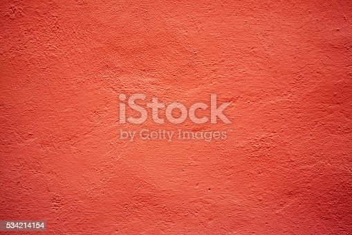 Red wall texture and background.