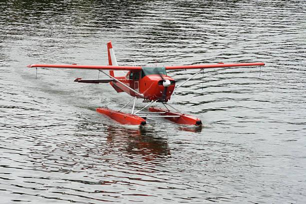 Rot waterplane – Foto