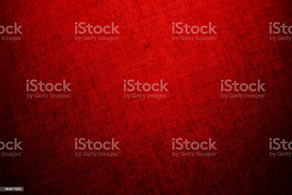 Red Weave royalty-free stock photo
