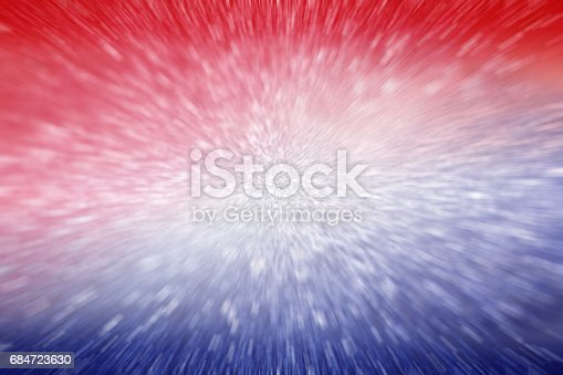 680789648 istock photo Red White and Blue Background Design 684723630