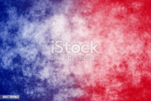 680789648 istock photo Red White and Blue Background 685789962