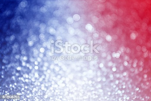 680789648 istock photo Red White and Blue Blur 678906762