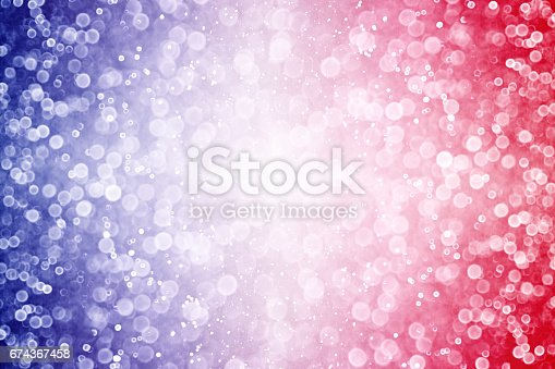 680789648 istock photo Red White and Blue Explosion Background 674367458