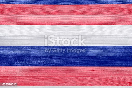 istock Red White and Blue Texture 528570312