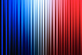 istock Red White Blue Abstract Background - Vibrant Colors  - Design Element 991440024