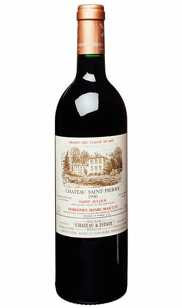 red wine Flasche – Foto
