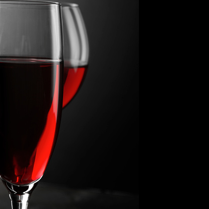 Red Wine Closeup Stock Photo - Download Image Now