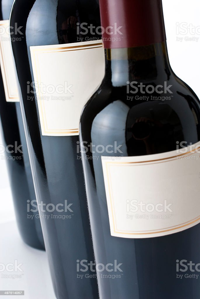 Red Wine Collection royalty-free stock photo