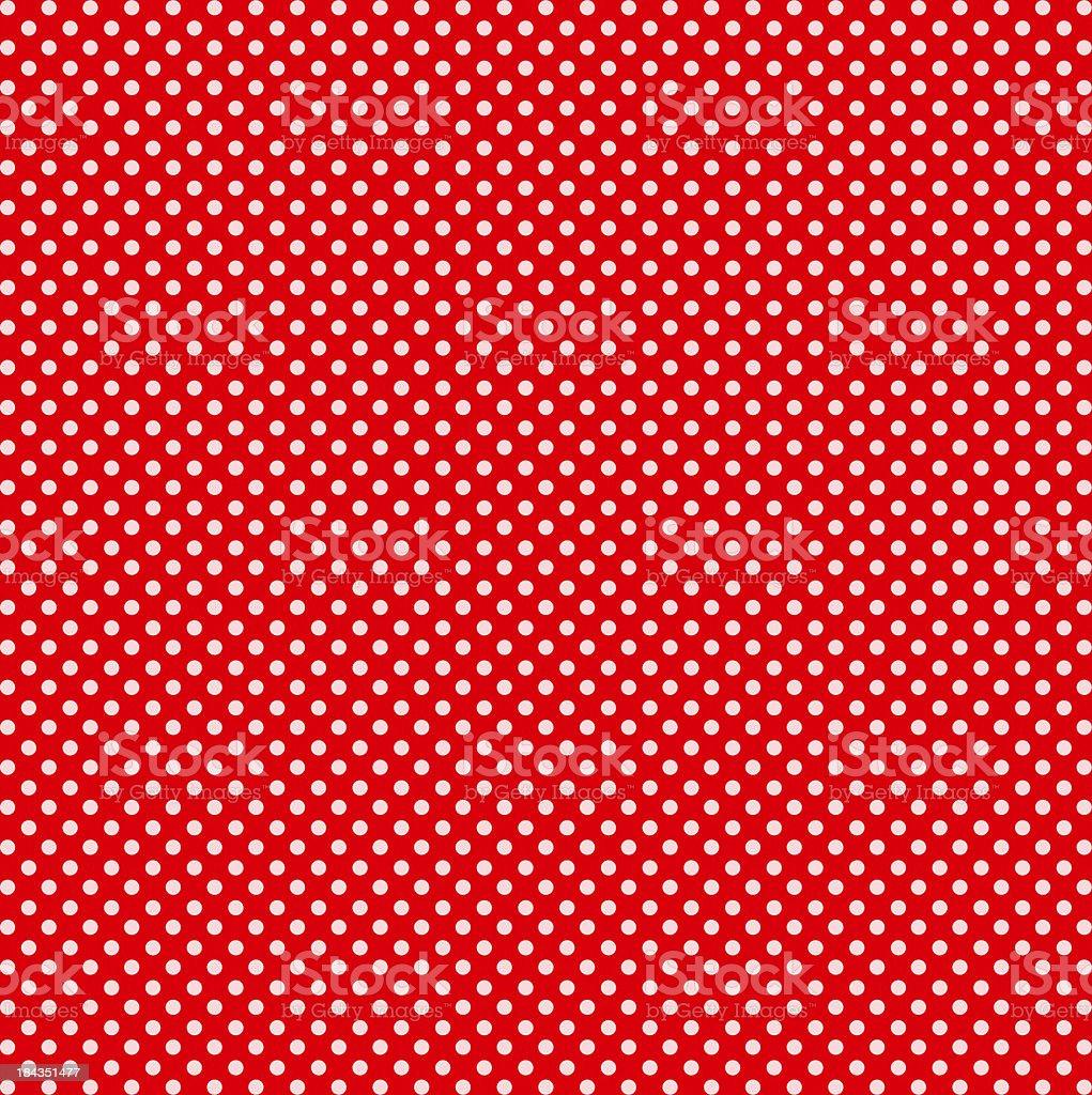 Rosso Con Pois Bianchi Fotografie Stock E Altre Immagini Di