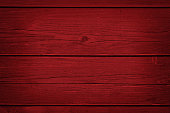 Close up on wood planks panel. Color treatment and vignetting made with Photoshop.