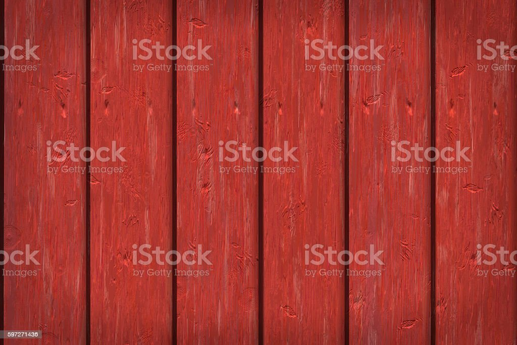 red wood panel background photo libre de droits