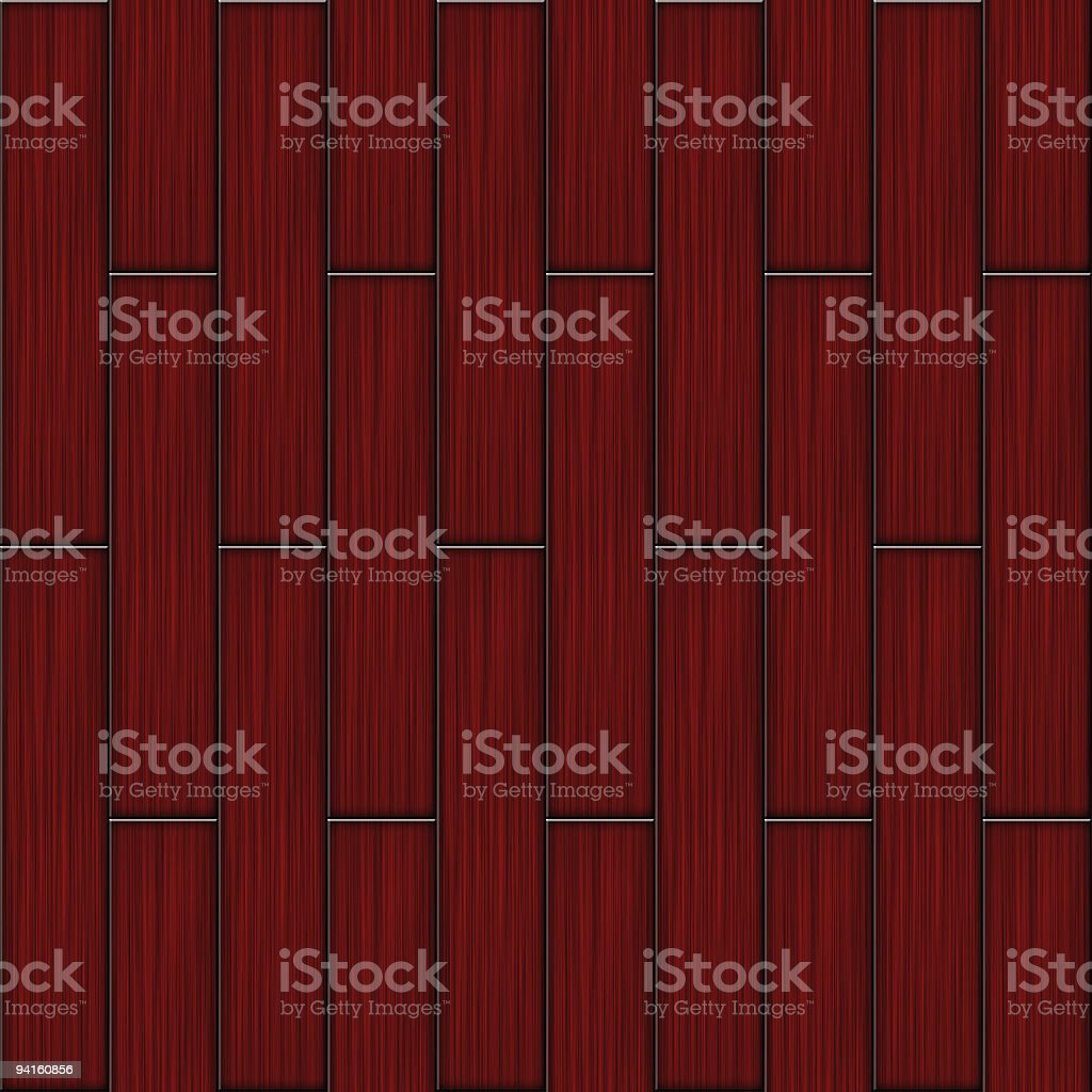 Red wood parquet royalty-free stock photo