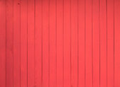 red wooden barn wall, red plank background