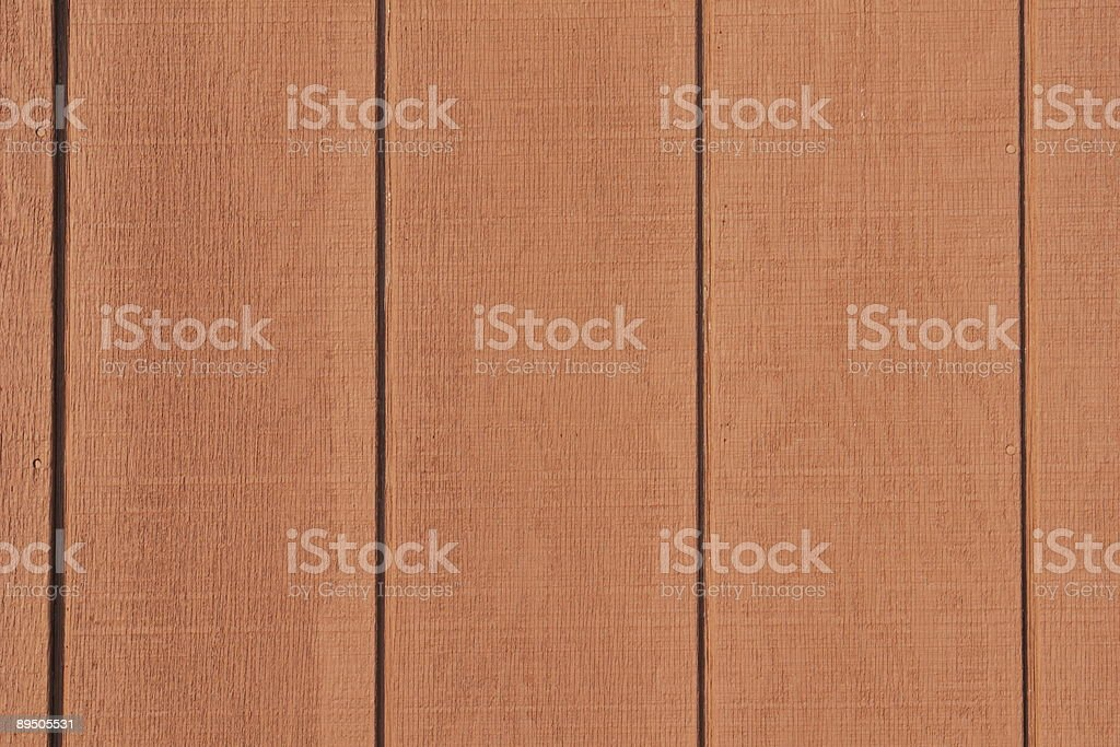 Red wooden fence texture. royalty-free stock photo