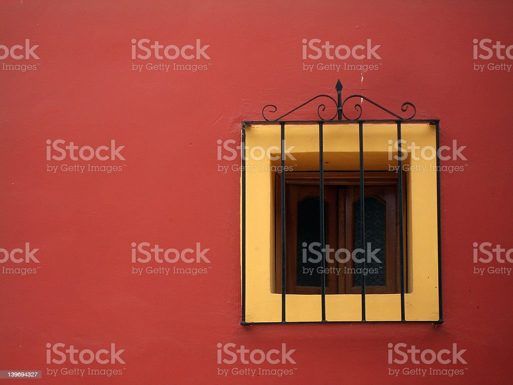 Red & Yellow 1 royalty-free stock photo