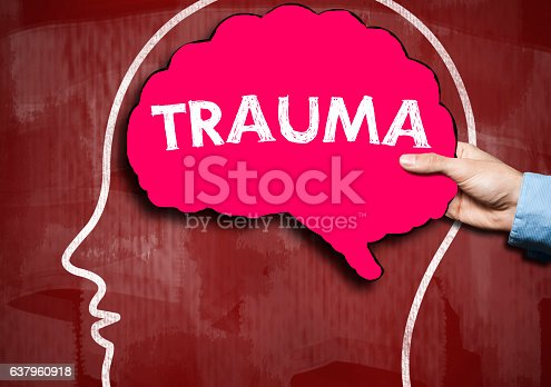 istock TRAUMA / Redboar concept (Click for more) 637960918