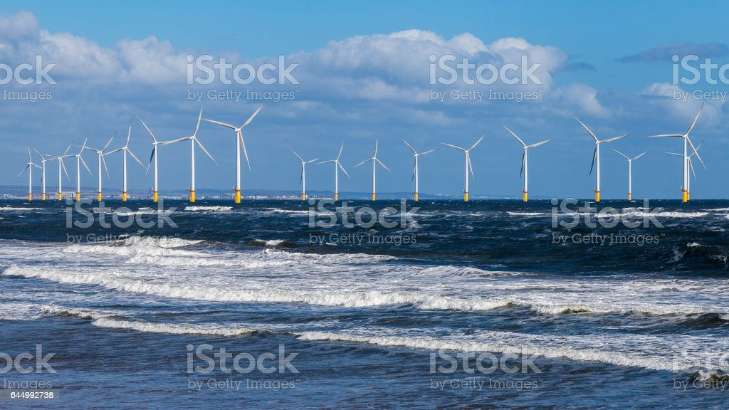 Redcar, Redcar and Cleveland, UK stock photo