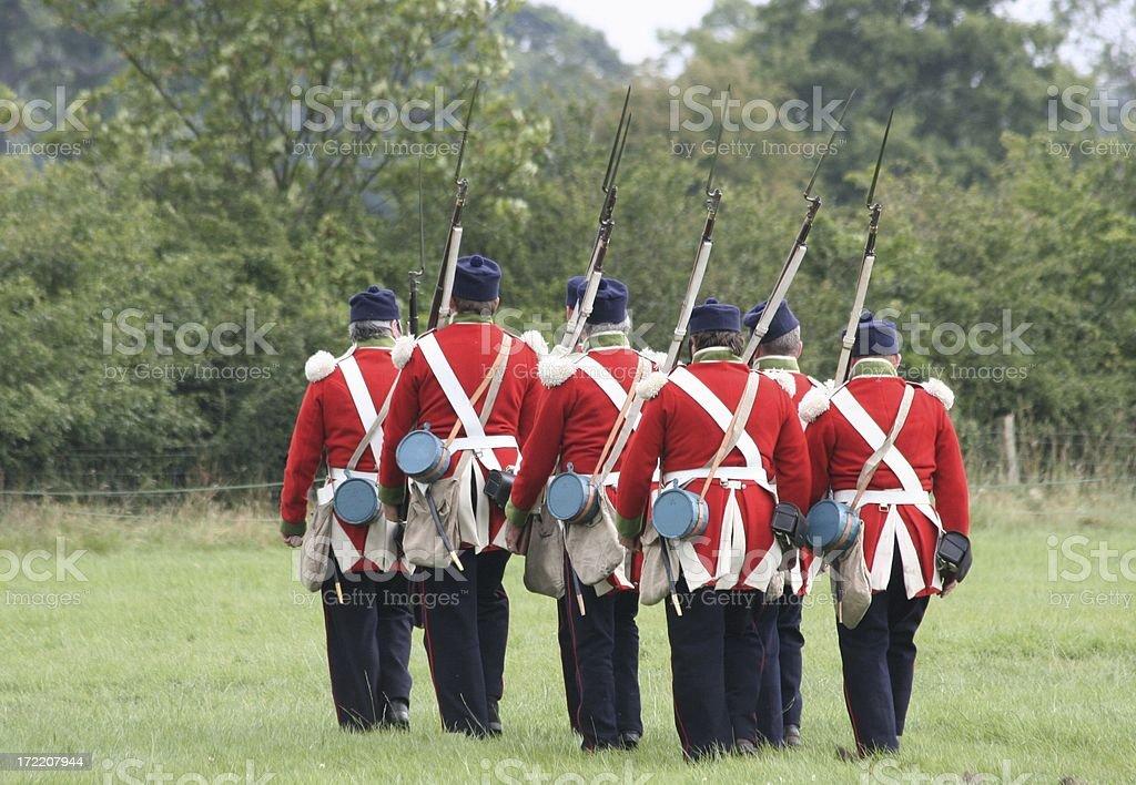 Redcoats – Foto