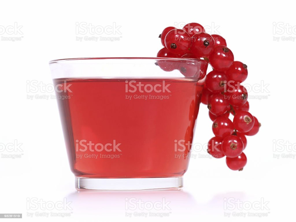 redcurrants stock photo