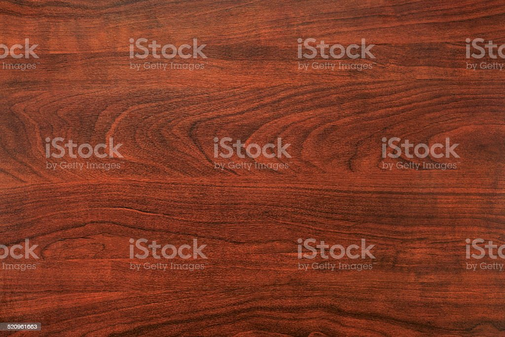 Reddish Brown Wood Texture Background stock photo