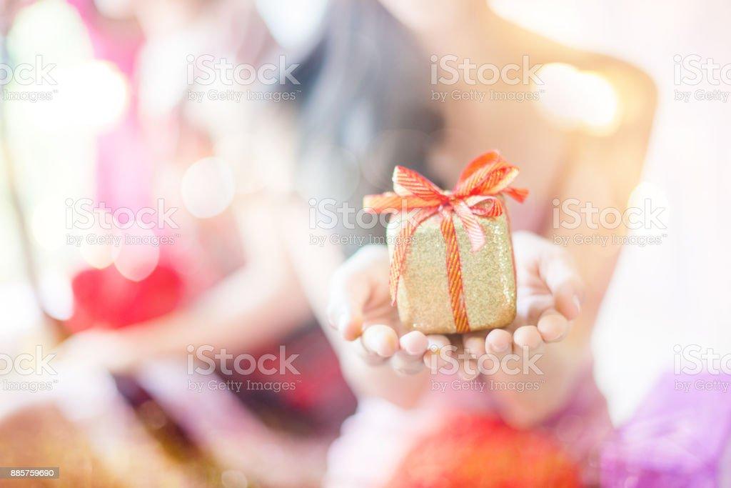 Redeeming Gift stock photo