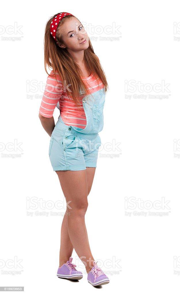 Teen butt