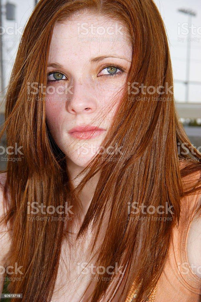 Sexy red head girls