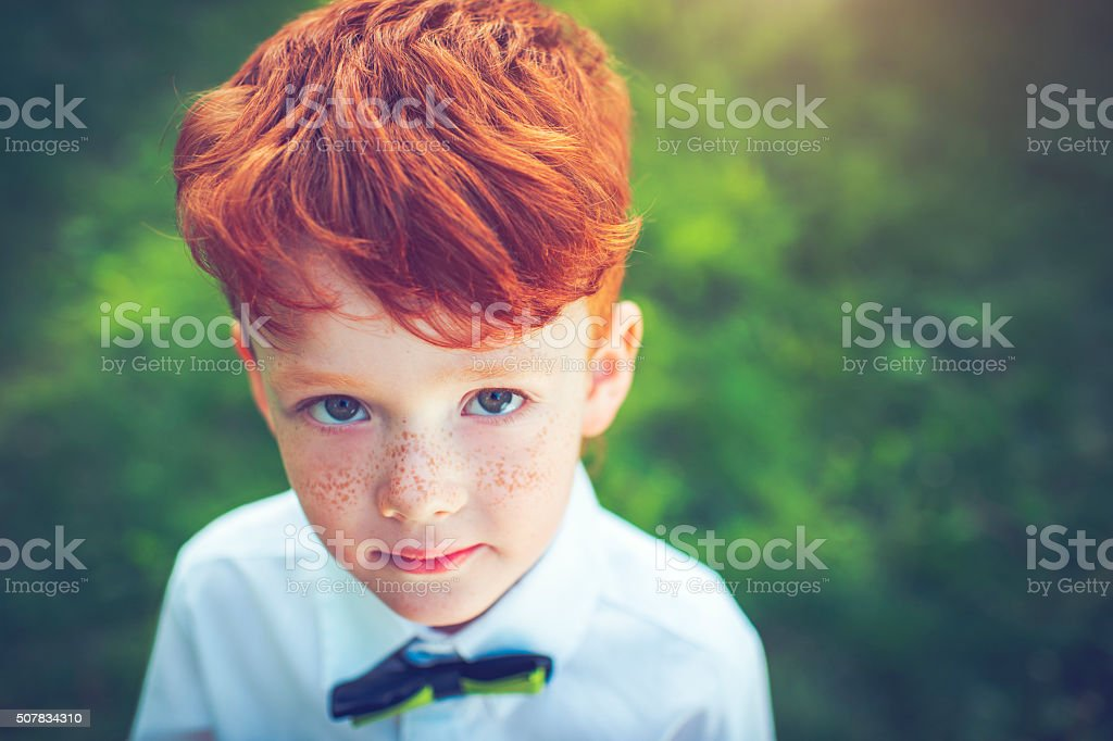 Hair Photos Boy Download: Royalty Free Redhead Boy Pictures, Images And Stock Photos