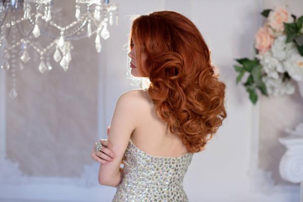 Hochzeits Make Up Rote Haare Bilder Und Stockfotos Istock