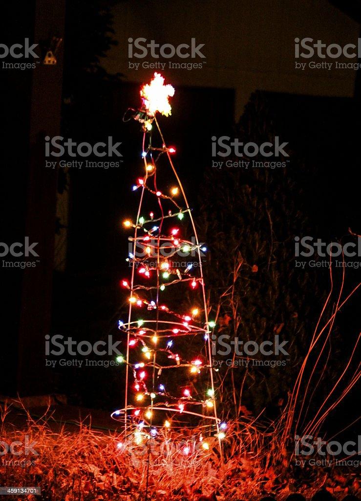 Redneck Christmas Lights.Redneck Christmas Tree Stock Photo Download Image Now Istock