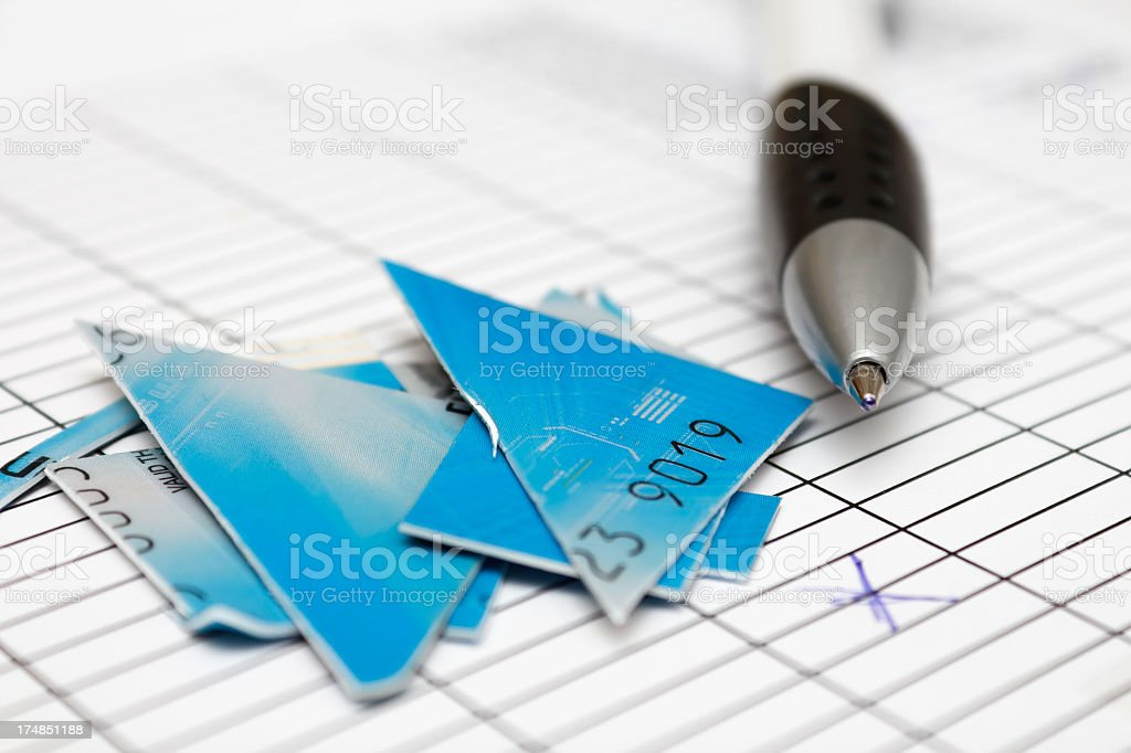 reduce expenses royalty-free stock photo