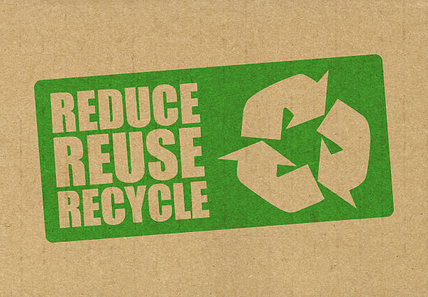 reduce recycle reuse - recycling symbol stock photos and pictures