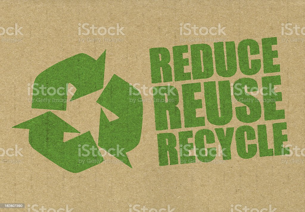 Recycler les réutiliser - Photo