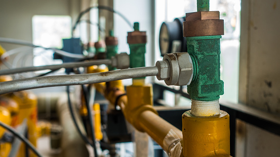 Reducing the Effects of  Corrosion and Erosion with Chlorine cylinder valves in water treatment plant