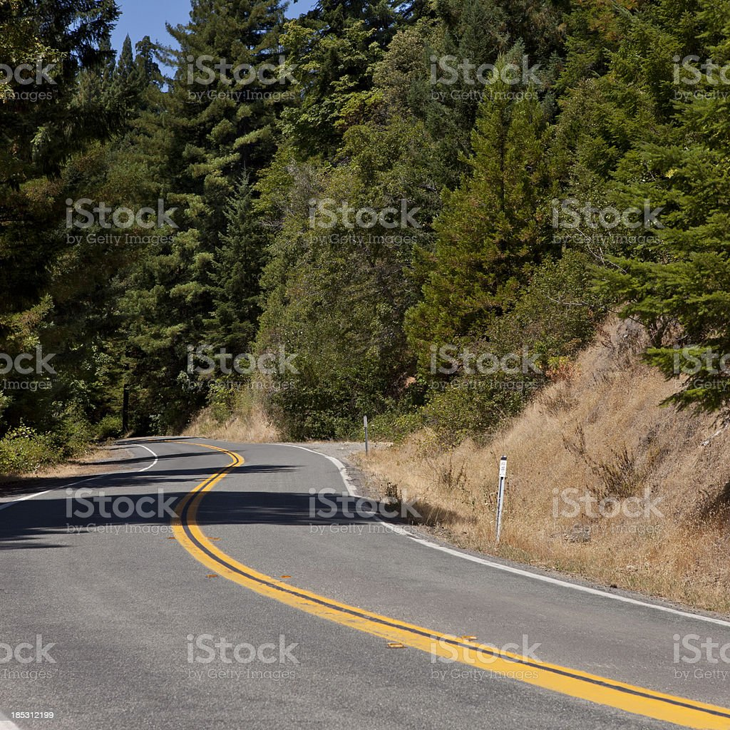 Redwood Highway California, USA - foto de stock