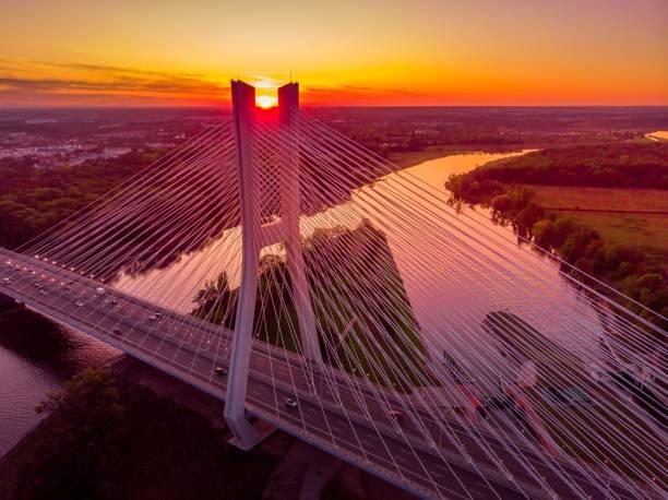 Redzinski Bridge in Wroclaw – zdjęcie