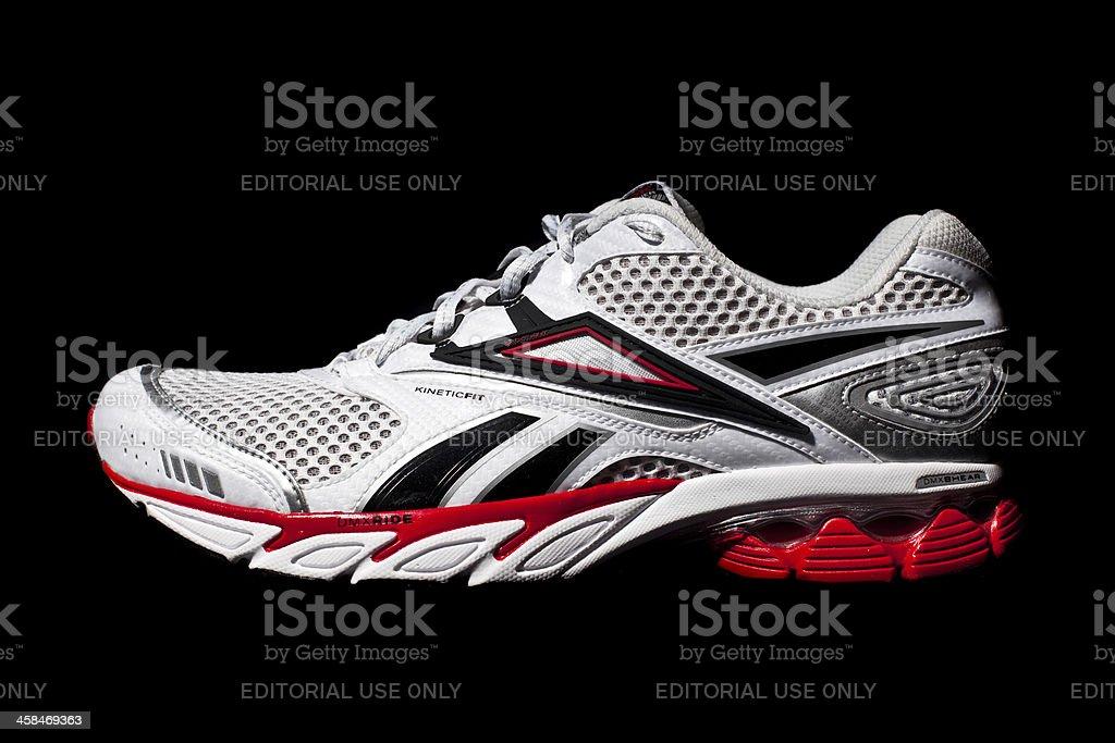 Reebok Premier Verone Supreme Running Shoe stock photo