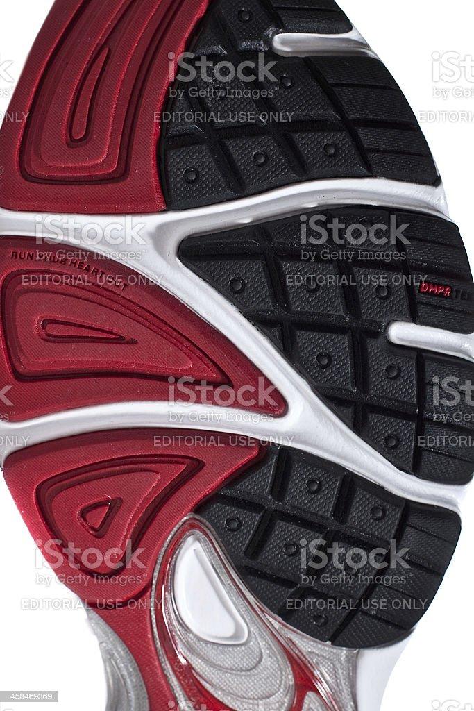 Reebok Premier Verone Supreme Running Shoe royalty-free stock photo