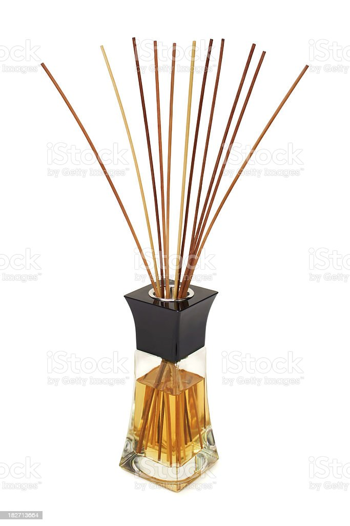 Reed diffuser royalty-free stock photo
