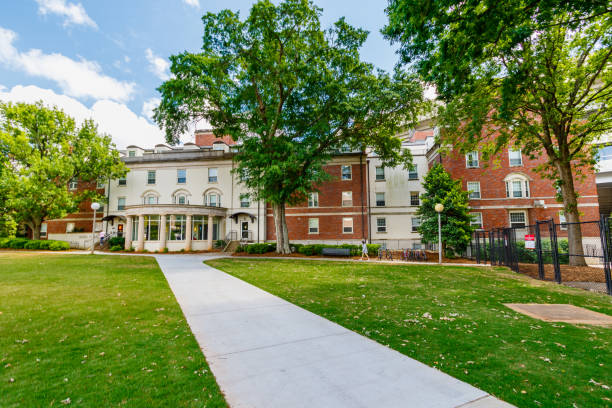 Reed Hall at the University of Georgia