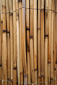 beige bamboo weaving background pattern