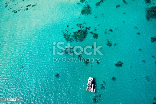 istock Reef top view 117299314