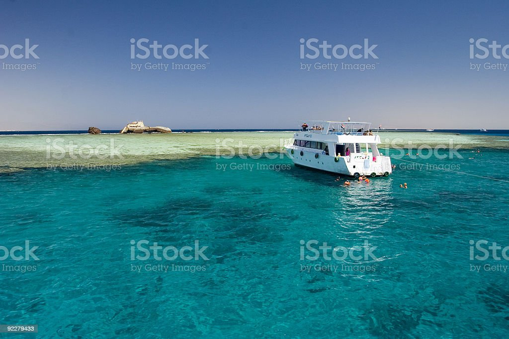 Reefs royalty-free stock photo