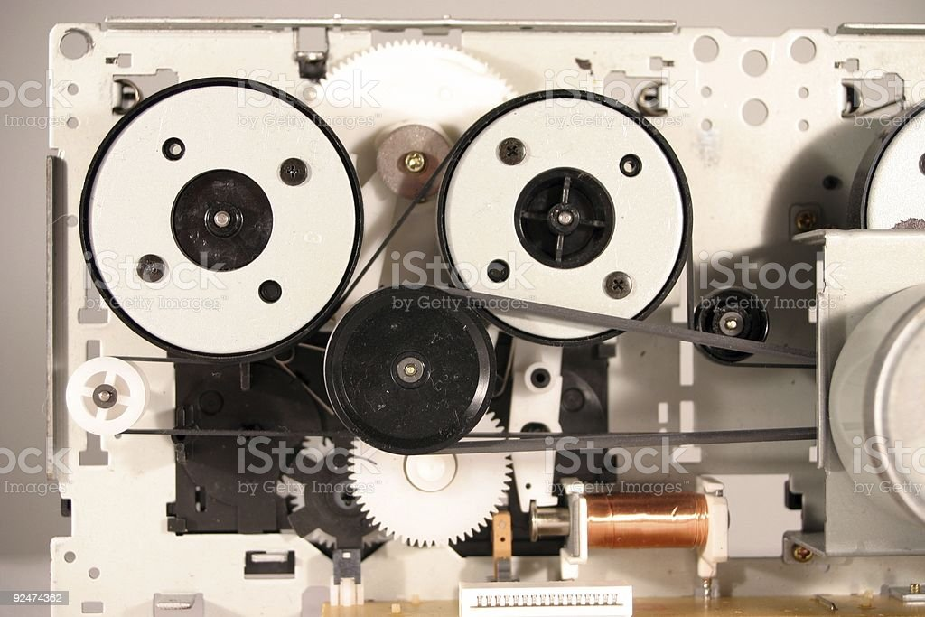 Reels royalty-free stock photo
