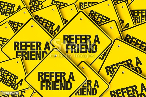 istock Refer a Friend 826449794