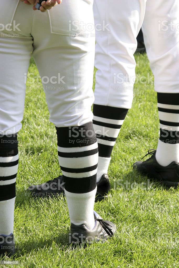 referee royalty-free stock photo
