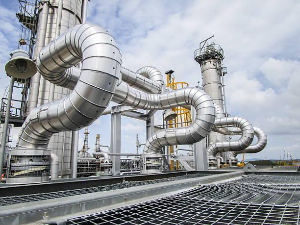 Raffinerie  – Foto